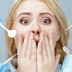 Ängstlich oder Angstpatient? So weisen Ärzte eine echte Zahnarztphobie nach